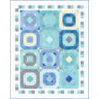 Octagon Alley FAIRY FROST Quilt by Heidi Pridemore