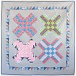 Flight Quilt by Sandra Clemons / 68x68""
