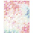"Frolic Field Quilt by Tamara Kate  / 35""x44"""