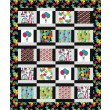 """Funfair Quilt by Susan Emory / 58x70"""""""