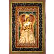 Golden Angel Redux Quilt  by Marinda Stewart