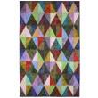 """Harlequin Frost Quilt by Marinda Stewart  / 40x64"""""""