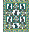 Houndstooth and Friends Quilt by Heidi Pridemore