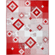 It's Hip to Be Square Quilt by Marinda Stewart