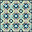 "Mariner's Delight Quilt by Carl Hentsch of 3 Dog Design /64""x64"""