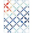 """Frolic Migration Quilt by Tamara Kate  / 41""""x53"""""""