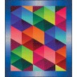 """Ombre Sashay Quintessentials Quilt by Susan Emory /60""""x68"""""""