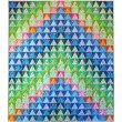 "Over the Mountain Quilt by Tamara Kate /71""x81"""