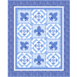 Petite Paris - Its a Boy  Quilt by Heidi Pridemore