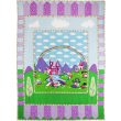 Princess Charming Quilt by Marinda Stewart  / 36.5x53""