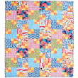 Skip the Borders - Pieced by Kathy Micucci
