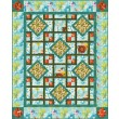 Spring Buds Quilt by Heidi Pridemore   / 51x63""