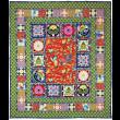 "Valencia Tiles by Marinda Stewart  / 42x48"""