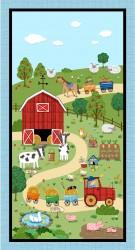 FARMYARD PANEL