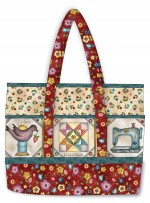 A Novel Approach Tote Bag by Kris Poor