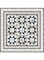 "All My Friends Quilt by Jackie Theriot /57""x57"" - Pattern will be available in July"