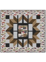 """Car Club Quilt by Penni Domikis 57""""x57"""""""
