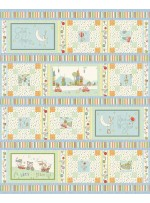 "Away We Go Quilt by Heidi Pridemore /63""x78"" - Pattern will be available in June"