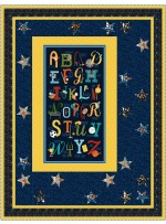 "star struck -backyard all star by ladeebug design /58""x76"""