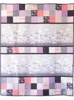 Believe Cloud Quilt by Sandra Clemons /60x75""