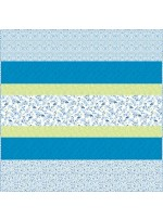 Bluebird MINKY Strip Quilt- free pattern available in November