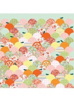 """fruit Stand Quilt  by: Everyday Stitches /64""""x64"""""""