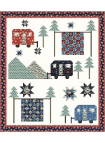 """Go Rving Quilt by Coach House Designs 56""""x64"""""""