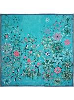 "Chinoiserie Border Mosaic Quilt by Marinda Stewart /45""x45"""