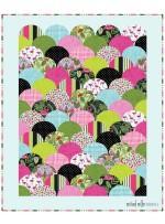 """Clambake Quilt by Emily Herrick / 55""""x62"""""""