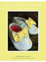 Cloth Baby Shoes