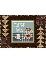 """One Way Street Table Placemats by The Fabric Addict 19x13.5"""""""