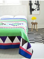 Fiesta Blanket Quilt by Stephanie Kendron & Lucy Edson
