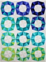 Fractal Block by Patty Sloniger