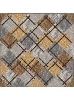 """Fractions Quilt by Swirly Girls /68""""x68"""""""