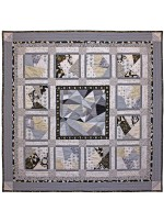"Fractured Quilt Marinda Stewart /42""x42"" - Instructions Coming Soon"