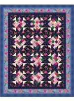 French Garden Quilt by Swirly Girls Design