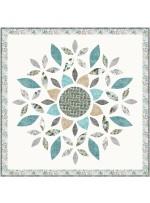 """joy frieze frame quilt by Coach House Designs - 52""""x52"""""""
