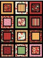 """Garden Patch by Heidi Pridemore /48""""x64"""" - Fat quarter Friendly - Instructions Coming Soon"""