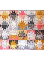 "Giant Peaks Quilt by Tamara Kate /78""x88"""