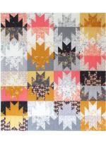 """Giant Peaks Quilt by Tamara Kate /78""""x88"""""""