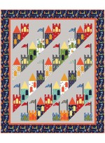 """Good Knight Quilt by Heidi Pridemore /65""""x77"""" - Instructions Coming Soon"""