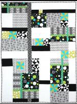 Graphyx Quilt by Marinda Stewart