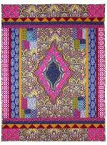 """Gypsy Heart Quilt by Marinda Stewart / 48x64"""""""