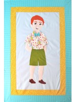 Henry Paper Doll Pattern by Kaitlin Witte