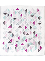 "High Tide Quilt by Tamara Kate Designs /56""x63"""
