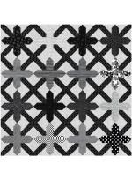 """Hopscotch Quilt by Jessica Vandenbargh /72""""x72"""""""