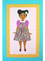 Iris Paper Doll Pattern by Kaitlin Witte