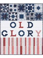 """Old Glory land that I love Quilt by Charisma Horton 60""""x72"""""""