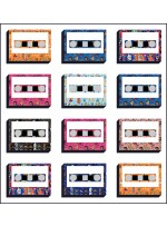 """mix tape - legends of lucha libre by on williams street /63""""x68"""""""