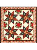 """Poppi Dance Quilt by Christine Stainbrook /89""""x89"""" - Instructions Coming Soon"""
